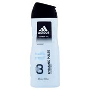 Adidas Dynamic Pulse 3 Żel pod prysznic do ciała włosów i twarzy 400 ml