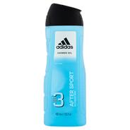 Adidas After Sport 3 Żel pod prysznic do ciała włosów i twarzy 400 ml