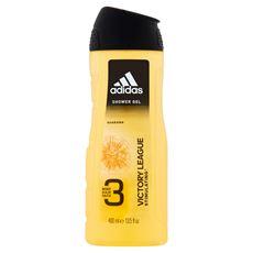 Adidas Victory League Żel pod prysznic dla mężczyzn 400 ml