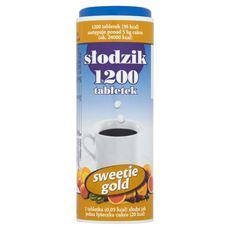 Sweetie Gold Słodzik 72 g (1200 tabletek)