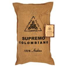 Supremo Colombiano 100% Arabica Kawa ziarnista 1000 g
