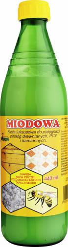 Ara Miodowa pasta do podłogi 440 ml
