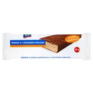 Aro Wafelek w czekoladzie mlecznej o smaku waniliowym 40 g