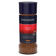 Davidoff Café Grande Cuvée Rich Aroma Kawa rozpuszczalna 100 g