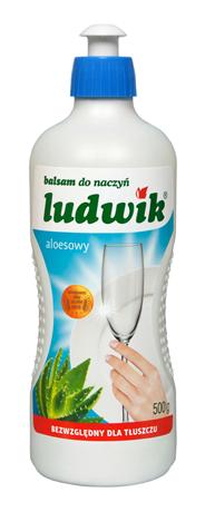 Ludwik Balsam do mycia naczyń aloesowy 500 g