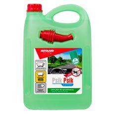 Autoland Car Care Psik Psik plus gliceryna Letni płyn do spryskiwaczy o zapachu zielonej herbaty 4 l