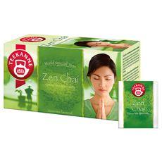 Teekanne World Special Teas Zen Chaí Herbata zielona o smaku cytryny i mango 35 g (20 torebek)