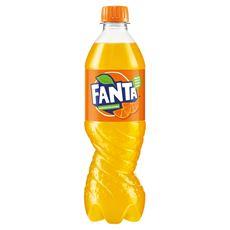 Fanta Pomarańczowa Napój gazowany 500 ml 12 sztuk