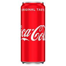 Coca-Cola Napój gazowany 330 ml 24 sztuki
