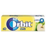 Orbit Guma Jabłko drażetki 30 sztuk