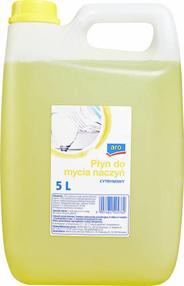 Aro Płyn do mycia naczyń cytrynowy 5 l