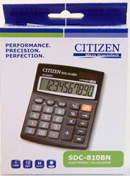 Citizen SDC-810B Kalkulator biurowy