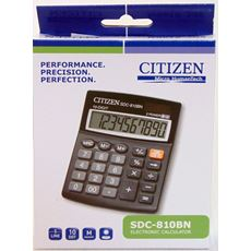 Citizen SDC-810B Kalkulator biurowy