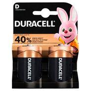 Baterie alkaliczne Duracell D/LR20 2 szt