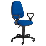 Nowy Styl Krzesło Benito granatowo-czarne