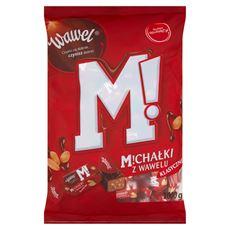 Wawel Michałki Klasyczne Cukierki w czekoladzie 1000 g