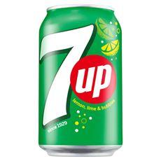 7UP Napój gazowany 330 ml 24 sztuki