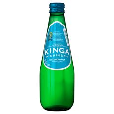 Kinga Pienińska Naturalna Woda Mineralna niegazowana 0,33 l 12 sztuk