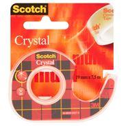 Scotch Taśma krystalicznie przezroczysta 19 mm x 7,5 m