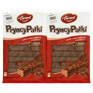 dr Gerard PryncyPałki classic Wafelki o smaku kakaowym w czekoladzie 940 g (4 x 235 g)