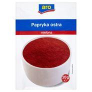 Aro Papryka ostra mielona 10 x 20 g