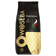 Woseba Espresso Kawa palona ziarnista 1000 g