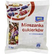 Aro Mieszanka cukierków w czekoladzie 1 kg