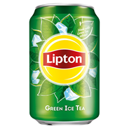 Lipton Ice Tea Green Napój niegazowany 330 ml 24 sztuk