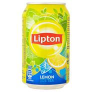 Lipton Ice Tea Lemon Napój niegazowany 330 ml 24 sztuk