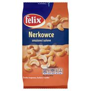 Felix Nerkowce smażone i solone 240 g