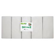 Ręcznik ZZ zielony 250 listków (5 sztuk)