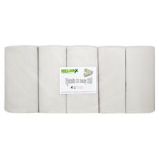 Ręcznik ZZ biały 250 listków (5 sztuk)