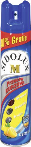 Sidolux M Areozol przeciw kurzowi cytrynowy 350 ml