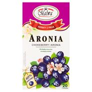 Malwa Aronia Herbatka owocowa 40 g (20 torebek)