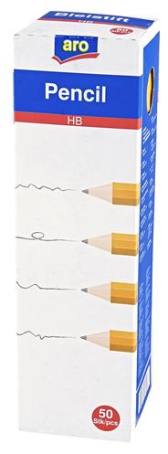 ARO Ołówek z gumką HB