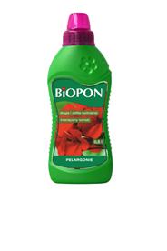 Biopon Nawóz do pelargonii w płynie 1 l