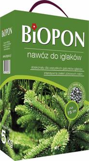 Biopon Nawóz do iglaków 5 kg