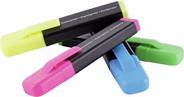 ARO Zakreślacz 4 kolory 1-4 mm 12 sztuk