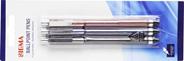 Sigma Pióro kulkowe mix kolorów 1,0 mm 3 sztuki