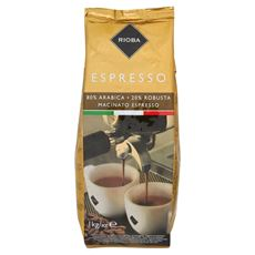 Rioba Espresso Prażona kawa mielona 1 kg