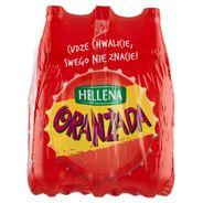 Hellena Oranżada czerwona 1,25 l 6 sztuk