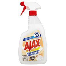 Ajax Tłuszcz i Plamy Środek czyszczący 750 ml