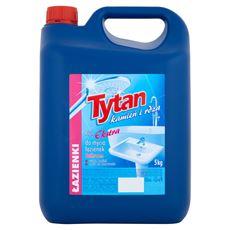 Tytan Ekstra płyn do mycia łazienek kamień i rdza 5 kg