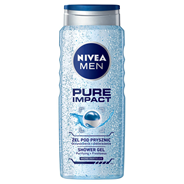 NIVEA MEN Pure Impact Żel pod prysznic 500 ml