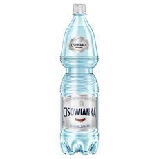 Cisowianka Naturalna woda mineralna lekko gazowana niskosodowa 6 x 1,5 l