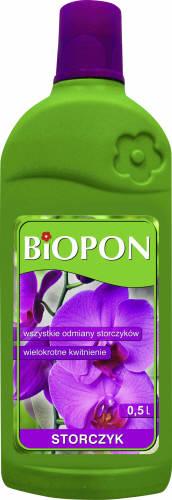 Biopon Nawóz do storczyków 0,5 L