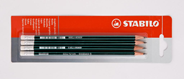Stabilo Othello Ołówek z gumką