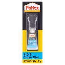 Pattex S.O.S. Super klej standard 1 g