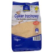 Horeca Select Fine Demerara Cukier trzcinowy nierafinowany drobny 1 kg