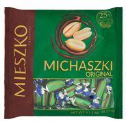 Mieszko Michaszki Original Cukierki z orzeszkami arachidowymi w czekoladzie 1 kg